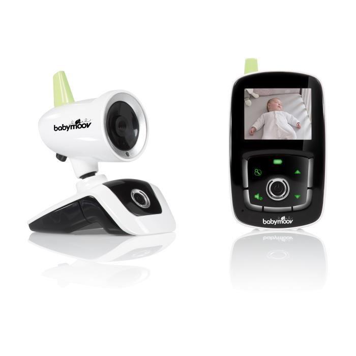 babyphone video babymoov
