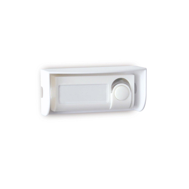 bouton de sonnette exterieur