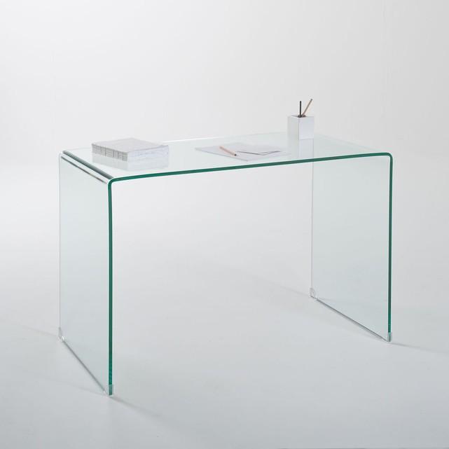 bureau en verre