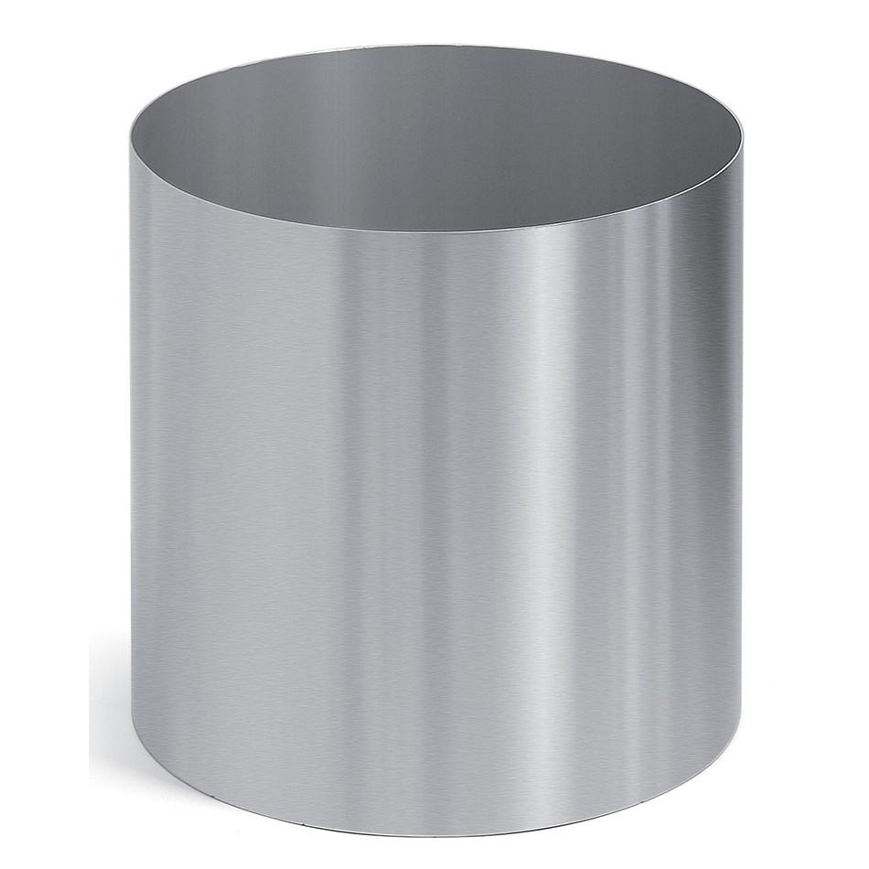 cache pot inox
