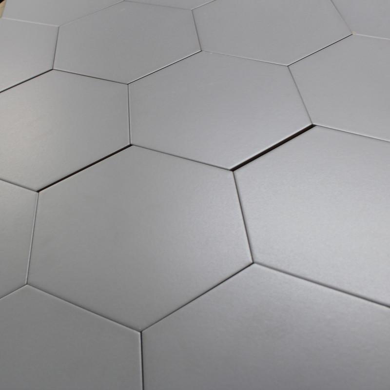 carrelage hexagonal