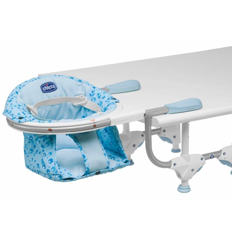 chaise bébé qui s accroche à la table