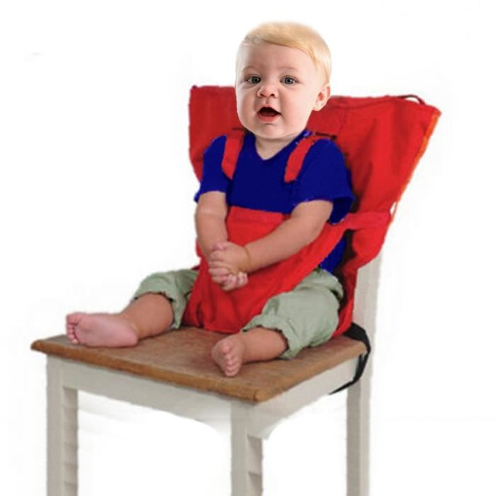 chaise bebe voyage