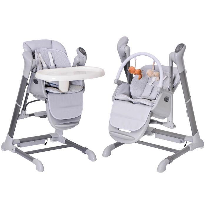 chaise haute transat