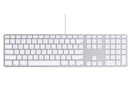 clavier mac filaire