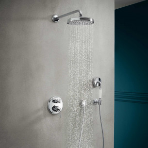 colonne douche encastrable