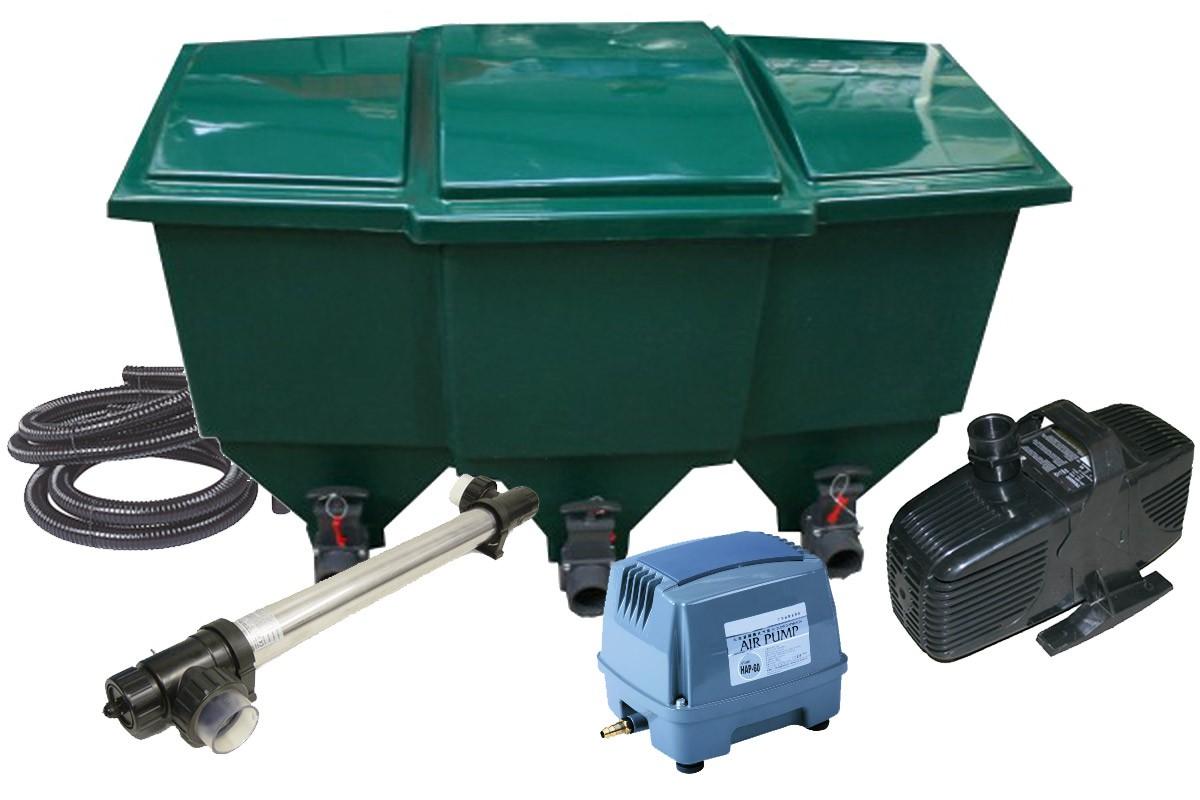 filtration pour bassin