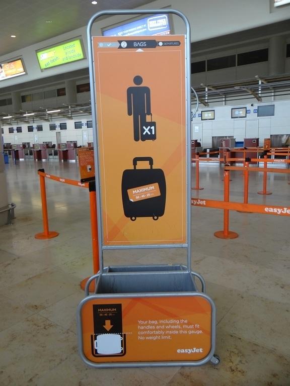 gabarit bagage cabine