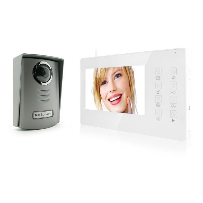 interphone video sans fil