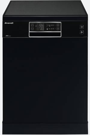 lave vaisselle noir