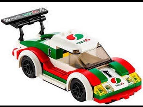 lego voiture de course