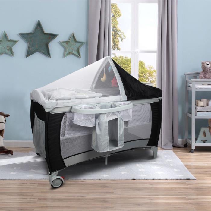 lit bébé de voyage