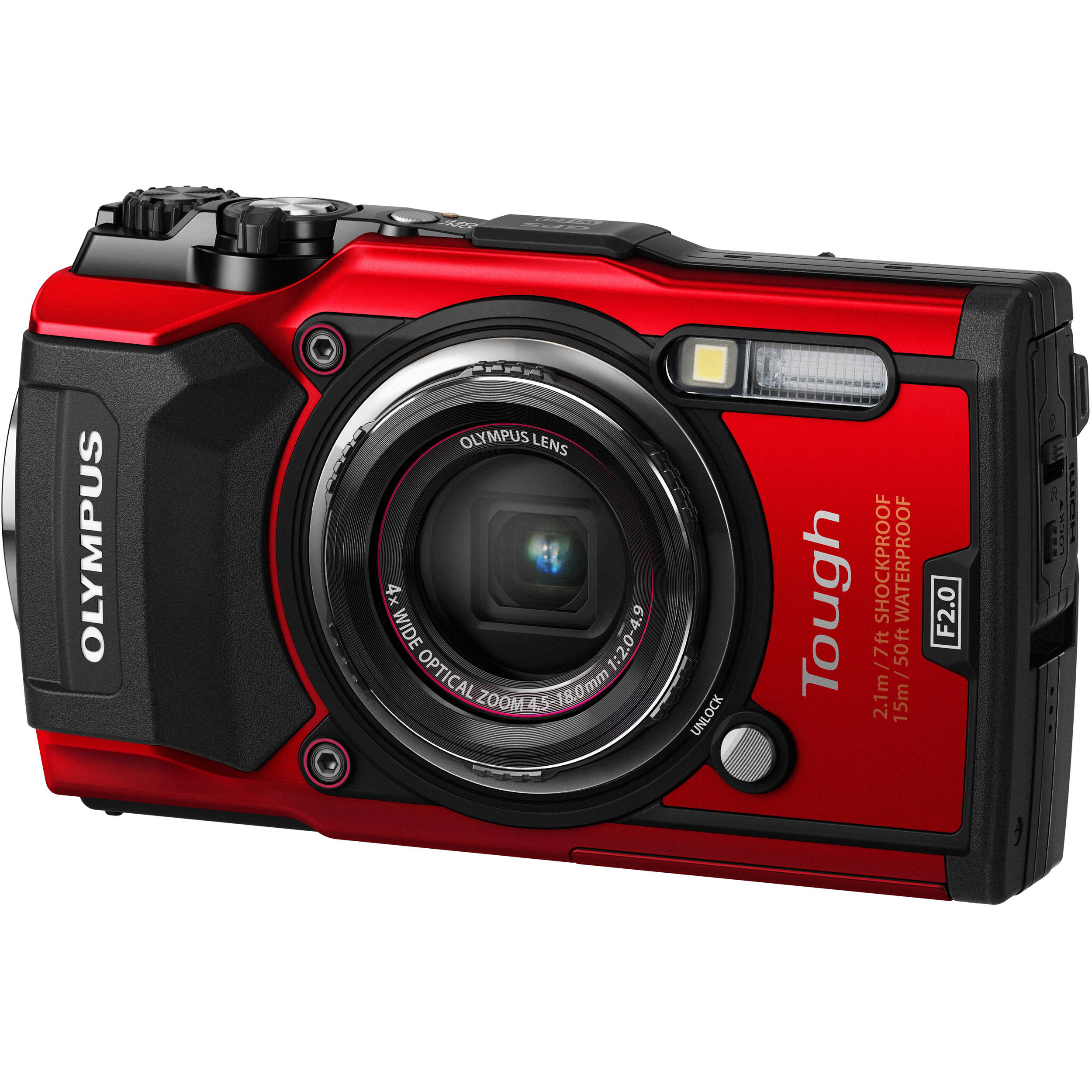 olympus tough tg 5
