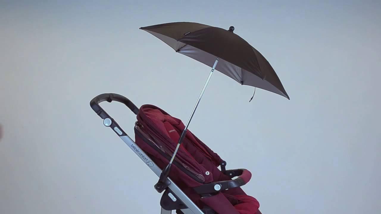 ombrelle poussette bébé confort