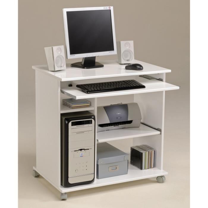 petit bureau ordinateur