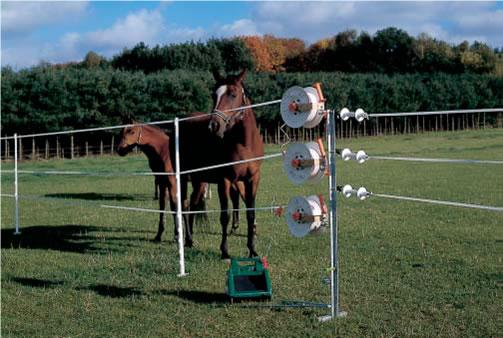 piquet cloture electrique chevaux