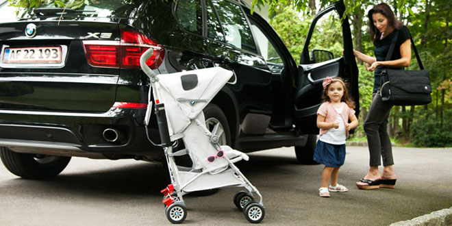 poussette bmw buggy