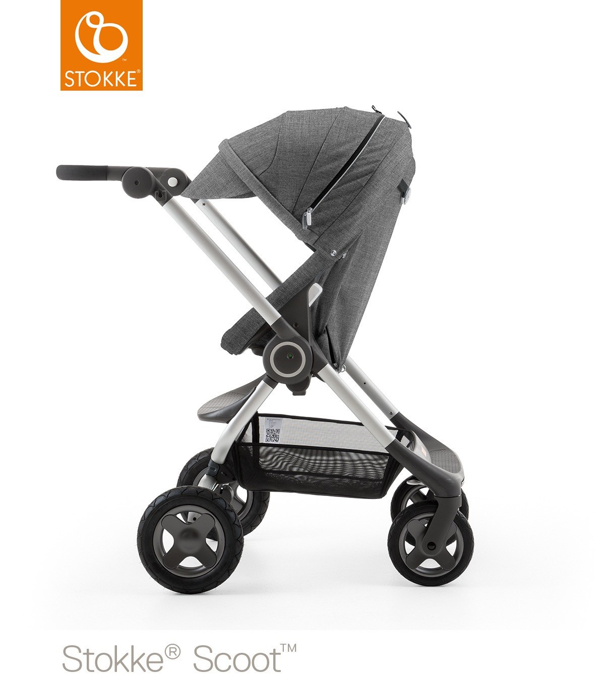 poussette stokke scoot