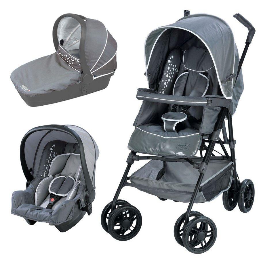 poussette trio bebe 9