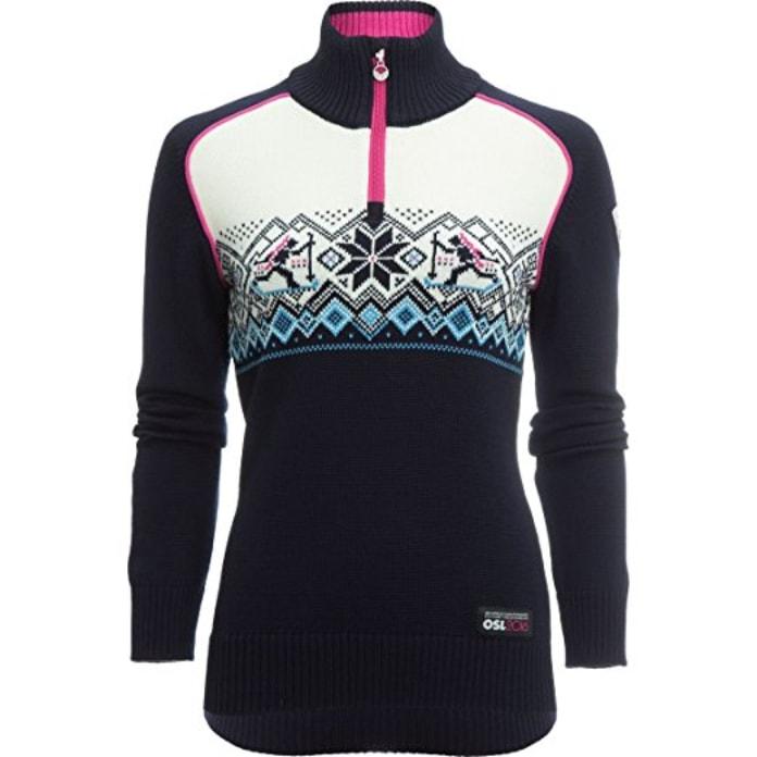 pull de ski femme