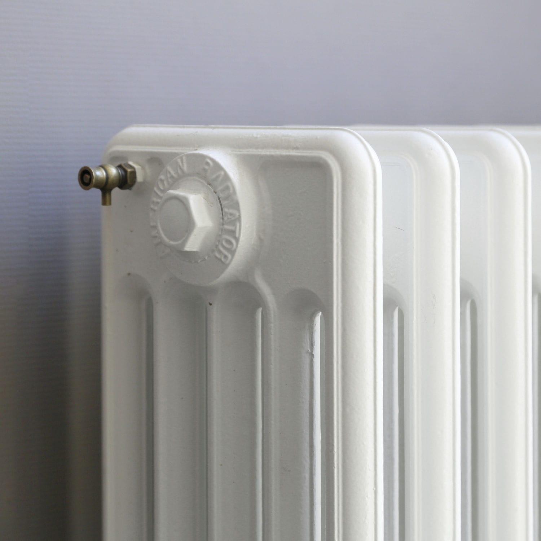 radiateur eau chaude fonte