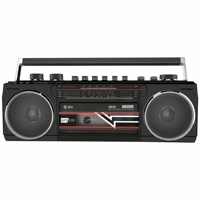 radio cassette