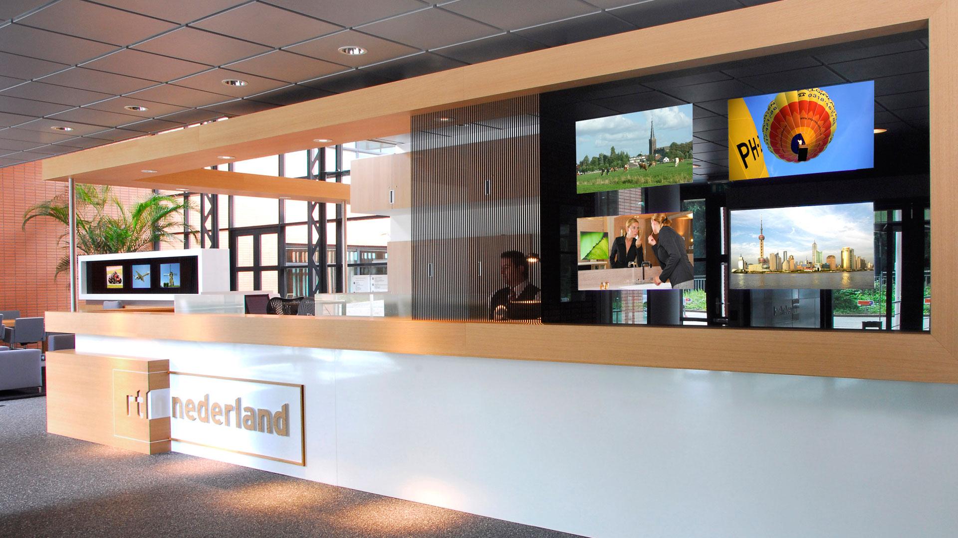 reception tv