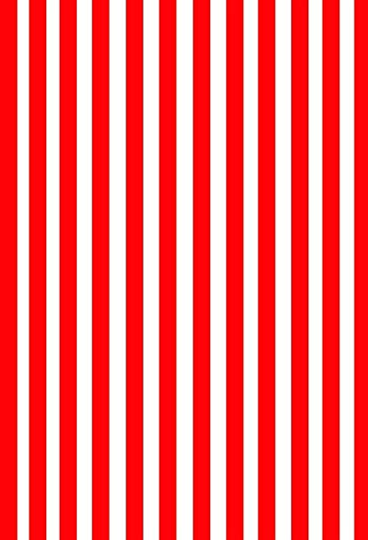 red white stripes