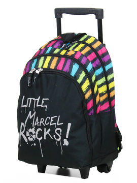 sac a dos a roulette little marcel