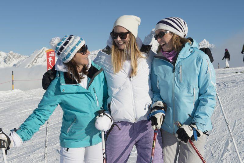 ski femme