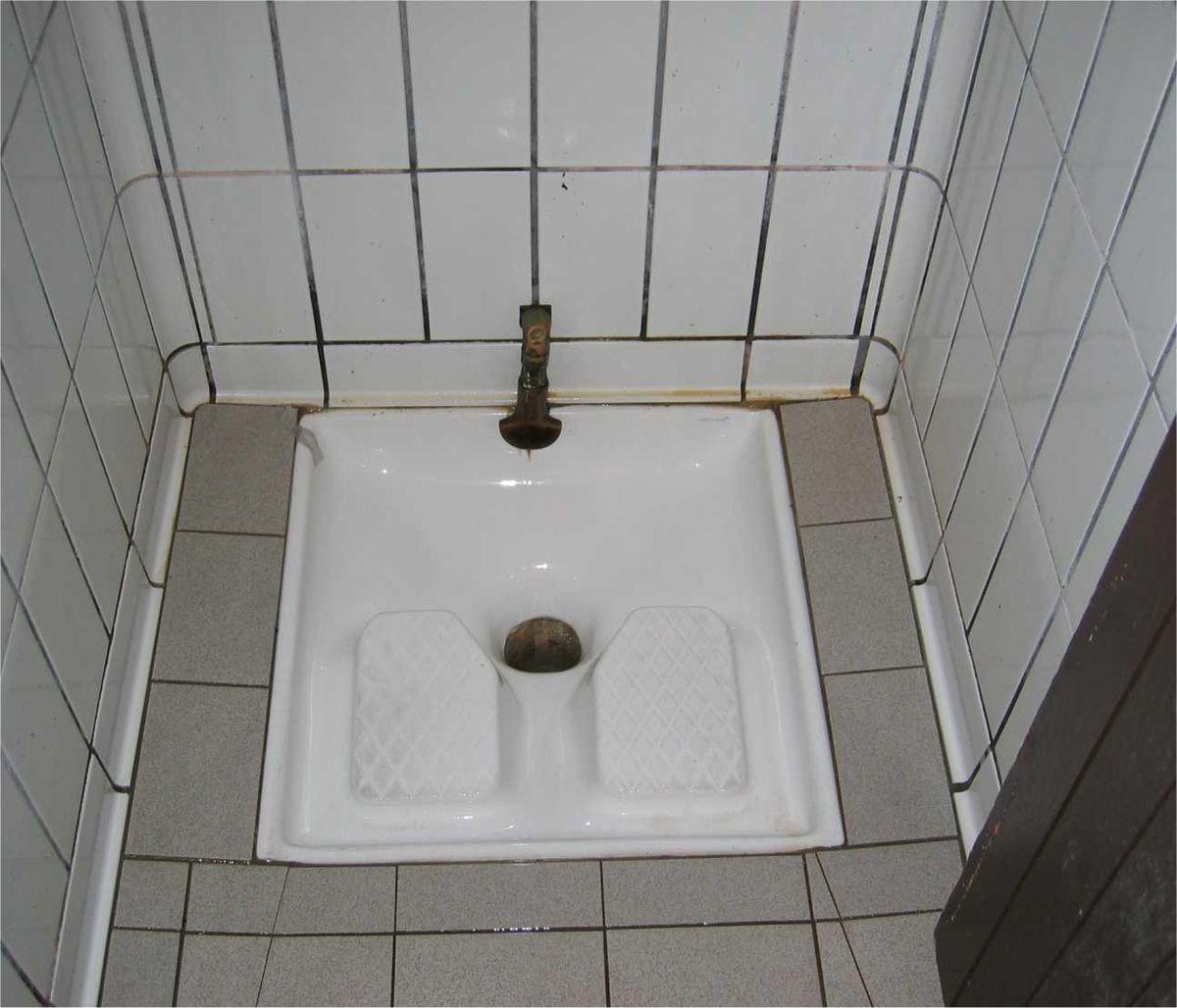 toilette turque