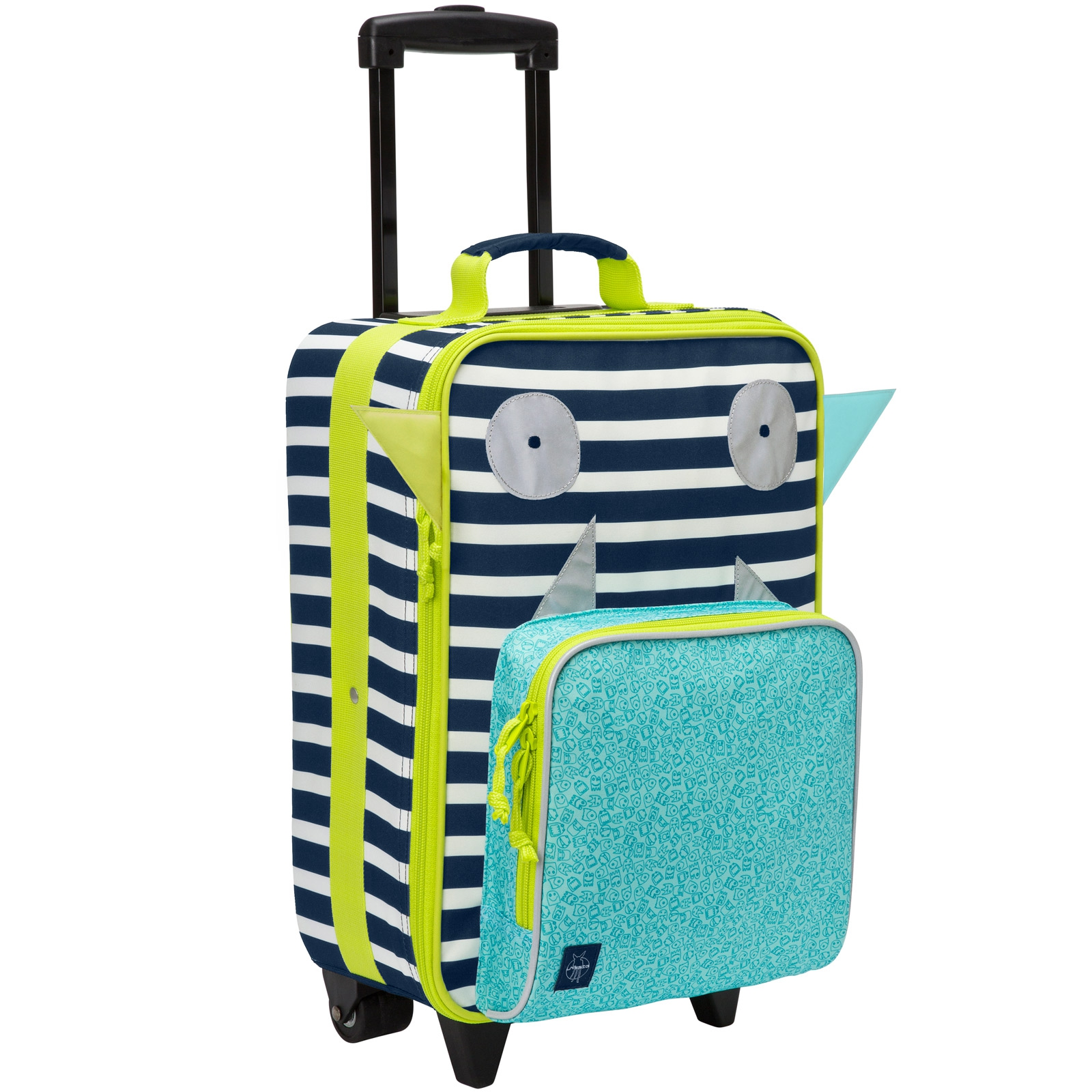 valise à roulettes garçon