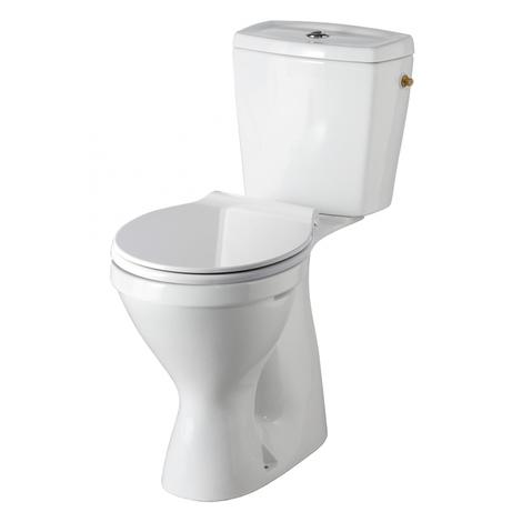 wc surelevé sortie verticale