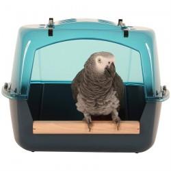 baignoire perroquet