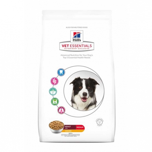 croquette hill's vetessentials chien