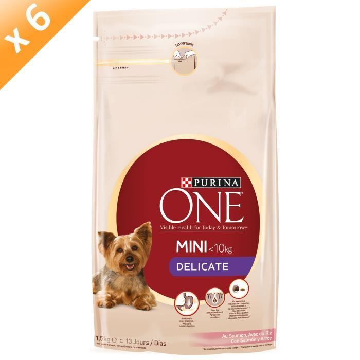 croquette purina one chien