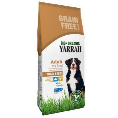 croquettes chien bio sans céréales