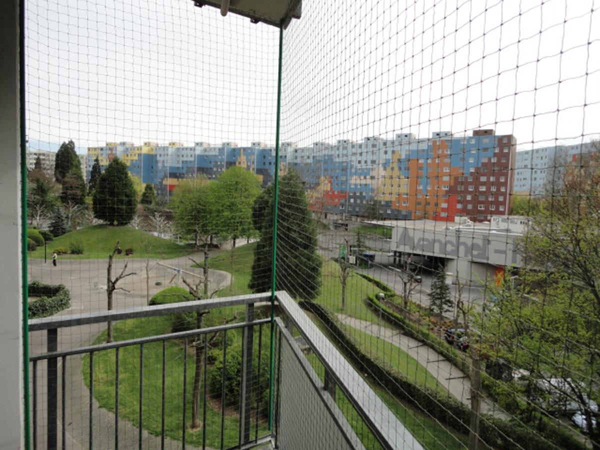 filet balcon chat