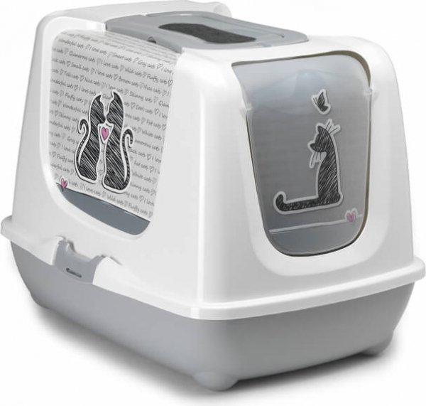 maison de toilette xxl pour chat
