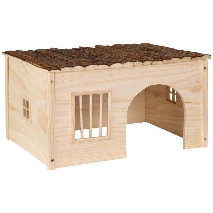 maison pour lapin