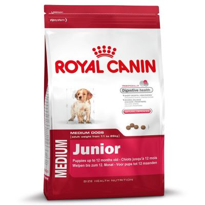 medium junior royal canin