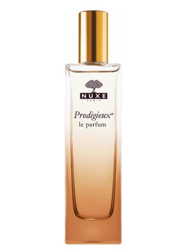 nuxe parfum prodigieux