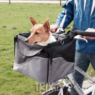 panier à vélo pour chien