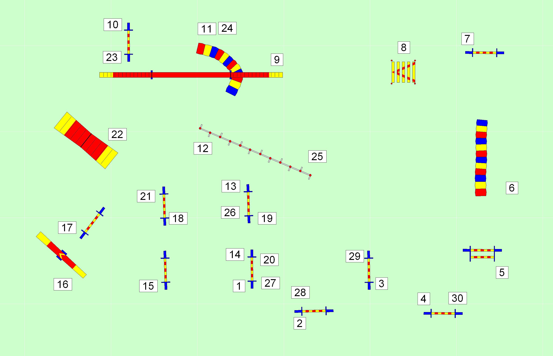 parcours agility