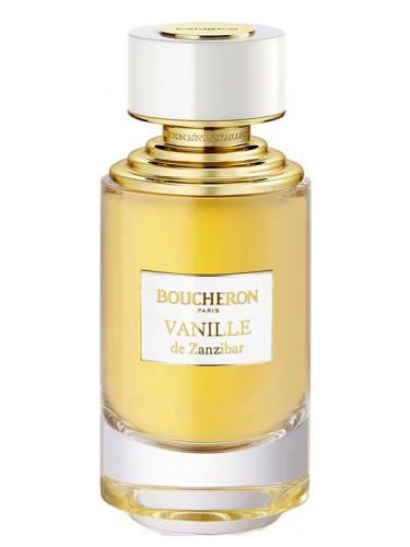 parfum de vanille