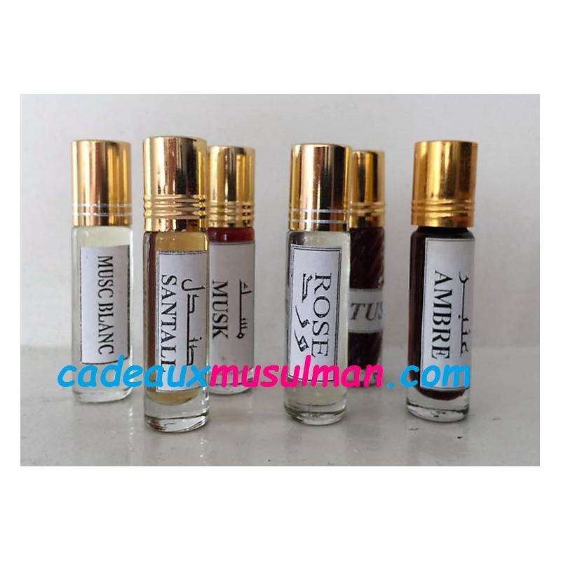 parfum musc
