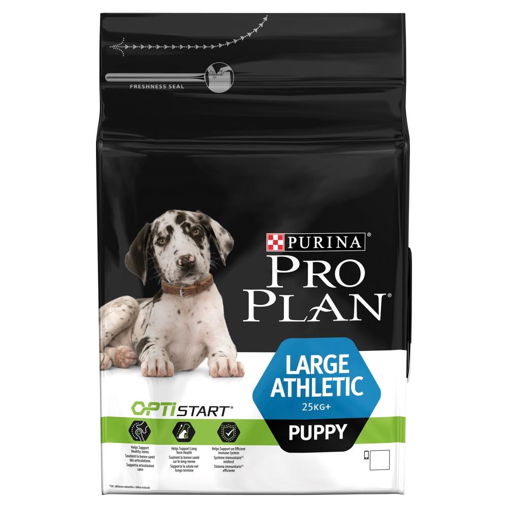 pro plan puppy athletic