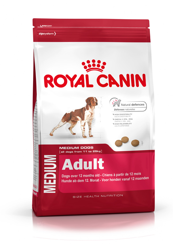 royal canin medium dog