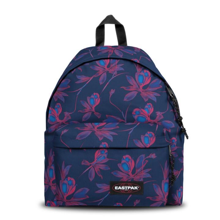 sac a dos eastpak a fleur