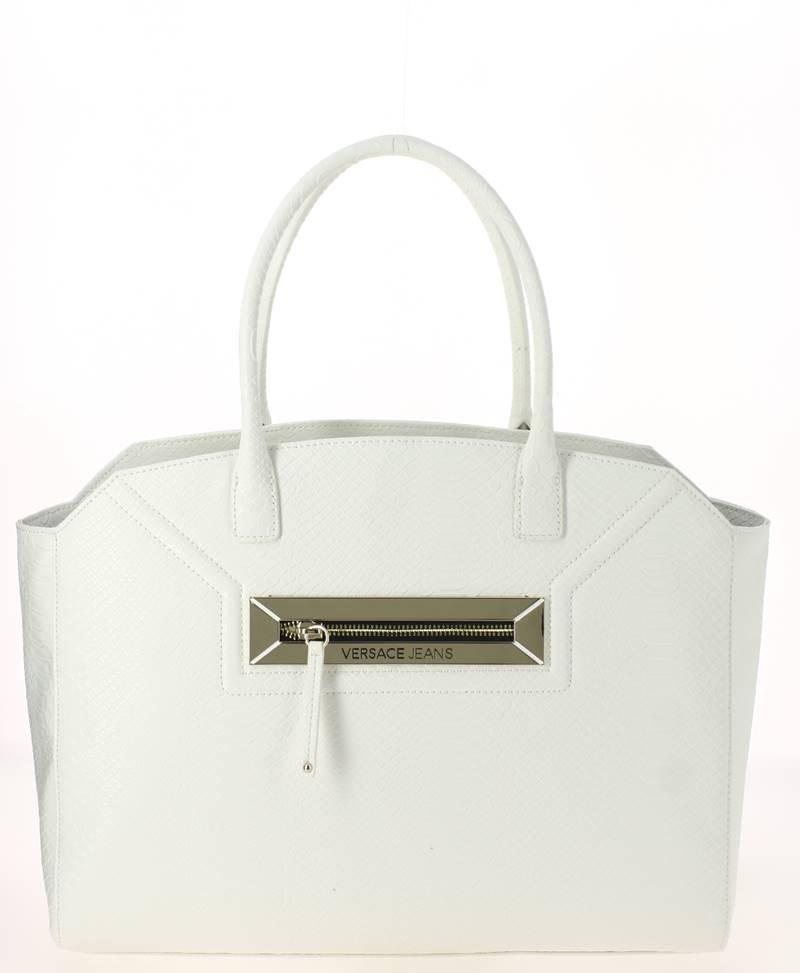 sac versace jeans blanc